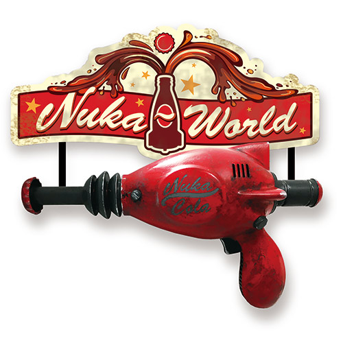 Fallout 4 Nuka Cola Thirst Zapper Collectible Replica Coming Soon Fanwraps